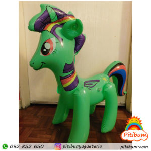 Pony inflable grande 65cm