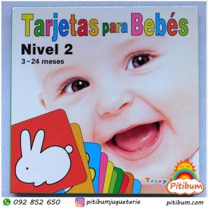 Tarjetas Didácticas para estimular el lenguaje en niños pequeños