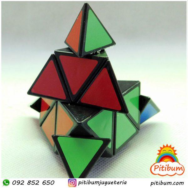 rubik piraminx piramide