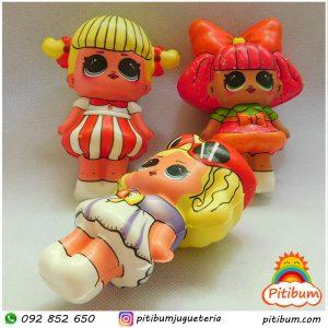 Muñecas LoL Squishy, diferentes modelos