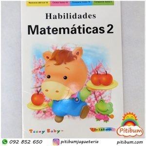 Libro de Actividades: Habilidad en Matemáticas Nivel 2