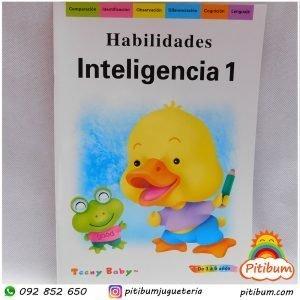 Libro de Actividades: Inteligencia Nivel 1