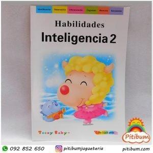Libro de Actividades: Inteligencia Nivel 2