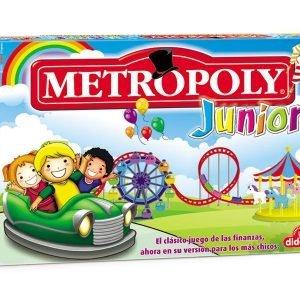 Juego Metropoly Para niños!