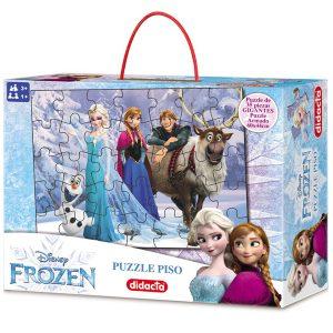 Puzzle de piso gigante: Frozen