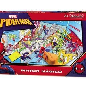 Pintor Mágico de Spiderman