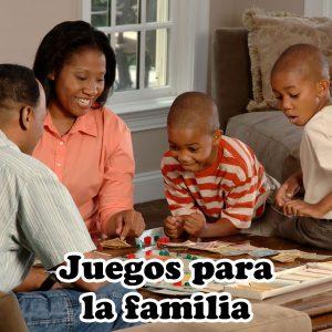 Juegos para toda la familia