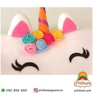 Cartucheras de unicornio, hechas por nosotros! Únicas!