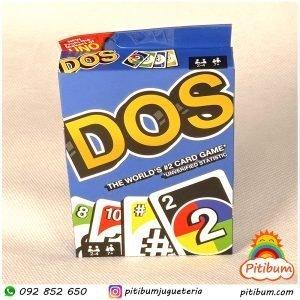 Juego de Cartas: DOS