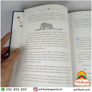 """Libro """"El Principito"""" con ilustraciones originales"""